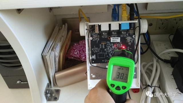 小米路由器mini刷机:让CPU降温不掉线