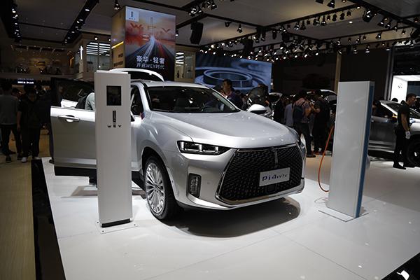 不看好新能源汽车的魏建军悄悄注册了6款混动名称商标