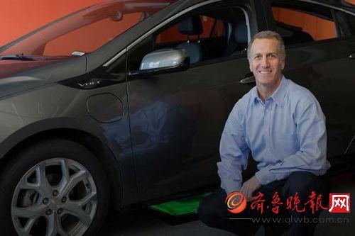 WiTricity与通用汽车公司合作测试电动汽车无线充电系统