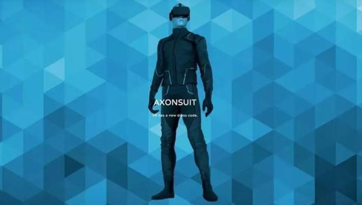 VR延伸至触觉是未来的必然趋势