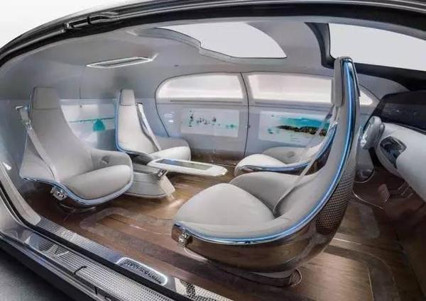 德国出允许自动驾驶汽车上路