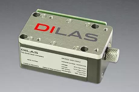 相干推出连续输出光纤耦合半导体激光模块