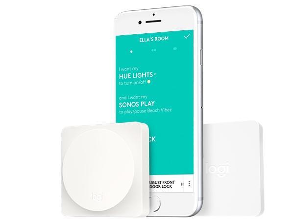 罗技推出新品POP智能按钮:可兼容HomeKit智能家居平台