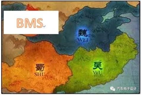 """连接""""电池""""与整车的关键纽带 BMS市场上演""""三国演义"""""""