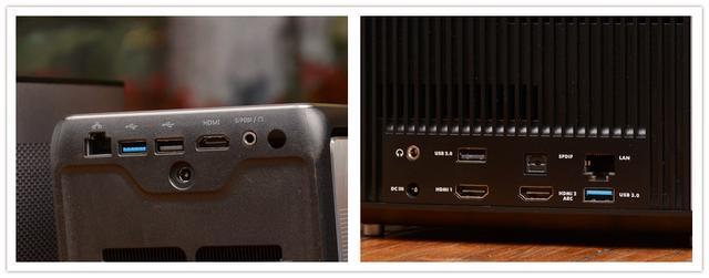 坚果J6 VS 极米H1S对比评测:1080P投影显示哪家强?