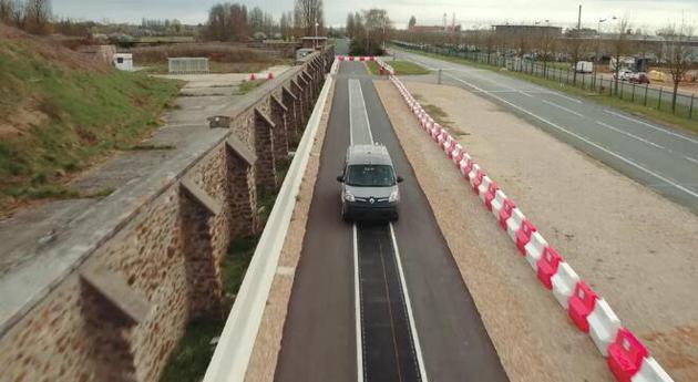 高通展示电动汽车无线充电技术 行驶中可充电