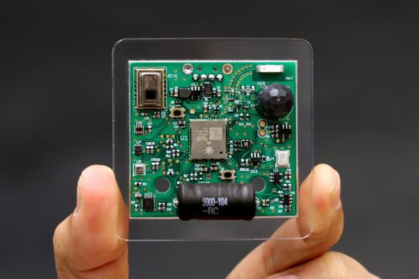 这款小设备集成多个传感器 能让住宅更聪明
