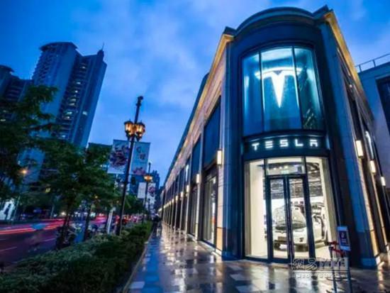 特斯拉把目标瞄准中国市场