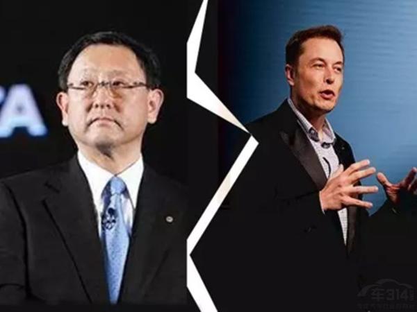 丰田和特斯拉抛光股份闹分手 背后原来有这些原因