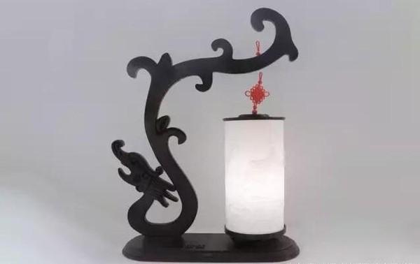 3D打印极具古典韵味灯饰
