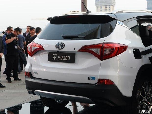 光有外观可不行,比亚迪宋EV300电池续航给不给力?