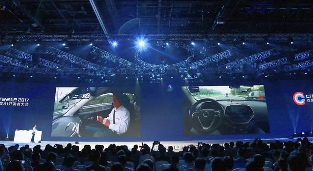 无人汽车将成为物联网时代的领军产品?
