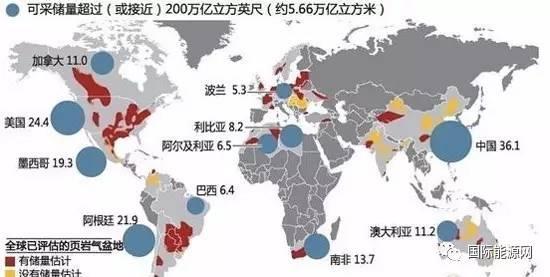 页岩气革命的春风为什么吹不到中国?