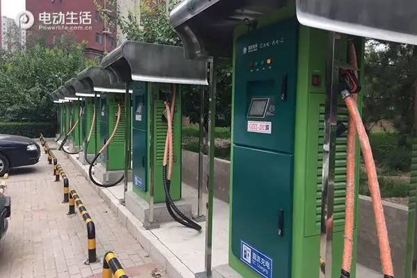 从国家电网建桩速度 看电动汽车未来发展