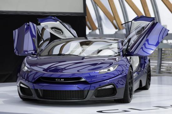 中国收购日本汽车创企GLM:纯电动超跑将上市