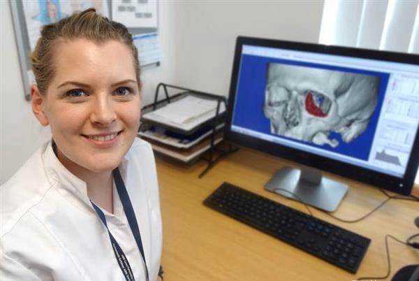 英国设立生物医学3D技师一职:专为医院设计3D打印医用模型