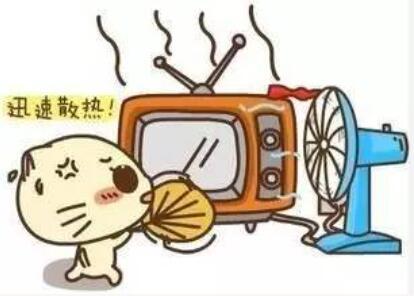 观看液晶电视温度过高 如何给它降降温呢?