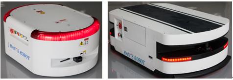 大族电机AGV机器人在仓储物流中的应用