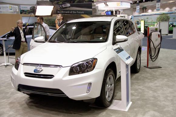 丰田或于2019年在华量产电动车