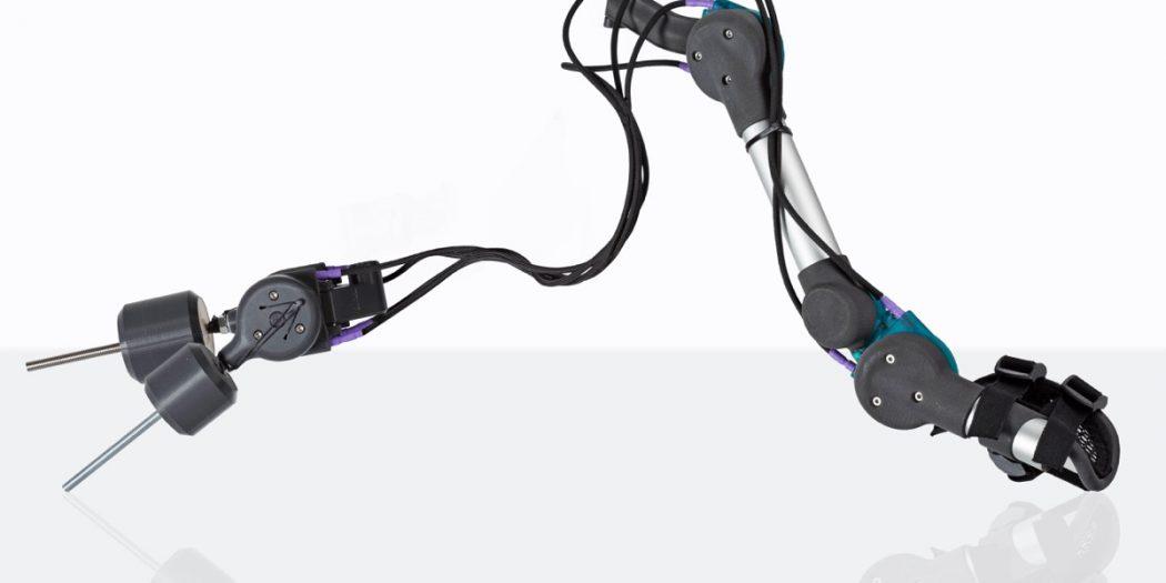 波兰设计师为脊髓性肌萎缩儿童3D打印外骨骼医疗辅助器械