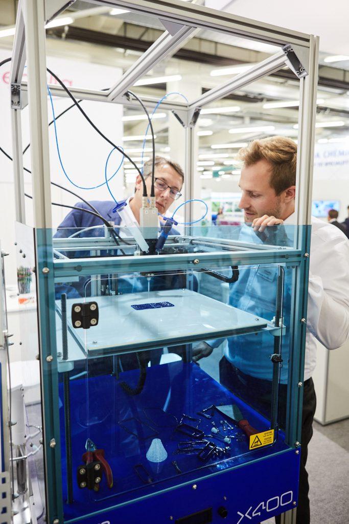 德国REPRAP携手ebalta Kunststoff GmbH推出液态3D打印的新型聚氨酯(PU)材料