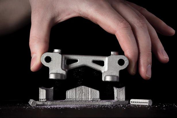 """全新3D打印机,实现从""""玩具""""到工业机械的转变"""