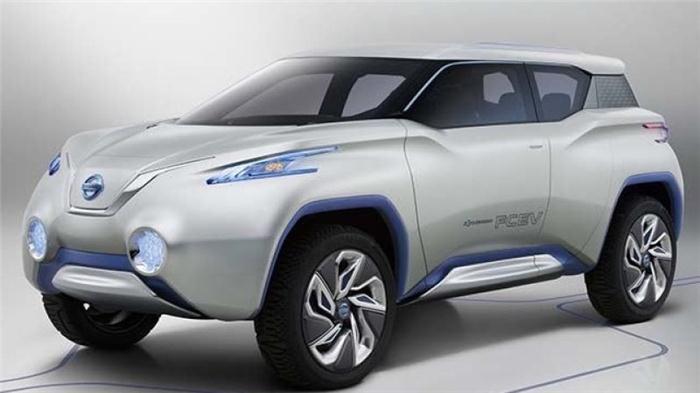 日产全新电动SUV或将基于Leaf平台打造