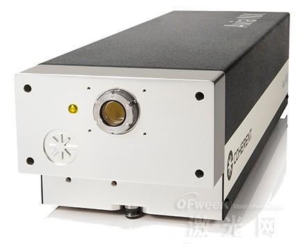 美国相干公司推出全新紫外和绿光激光器