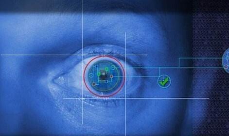 """人体""""密码""""不止指纹 生物识别可""""一盯就解锁"""""""