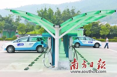 """惠州供电: 构建""""绿色电网"""" 筑造""""绿色惠州"""""""