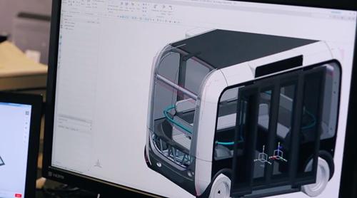 自主车辆制造商如何通过3D打印削减供应链