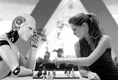 机器人能与人谈恋爱吗