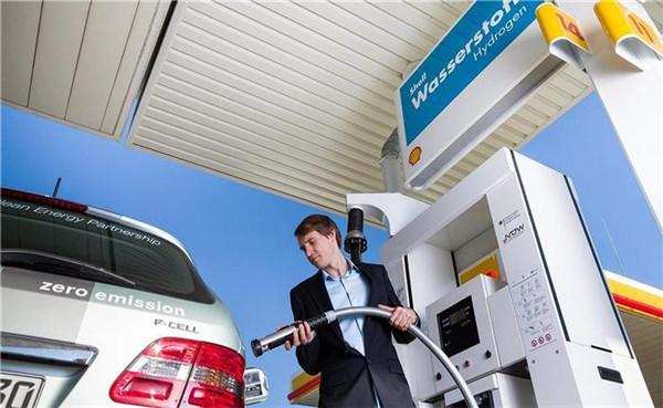 丰田本田壳牌在美联合布局氢燃料补给站