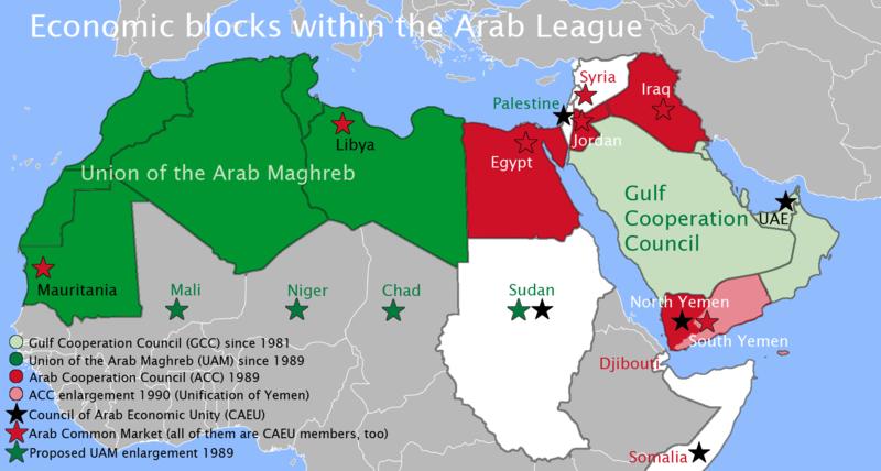 阿拉伯马格里布联盟拟建区域电网互联