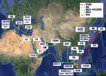 中国联通亚欧5号海缆和亚太直达海缆开通投用