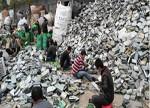 亚洲电子垃圾5年内增长63%