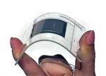 松下在CES上展出柔性锂电池 适用于可穿戴设备
