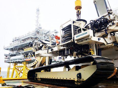 DeepOcean交付东能源海上风电场91条内部阵列电缆