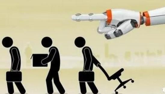 企业近15%的职位将被机器人取代