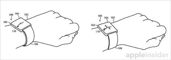 Apple Watch新专利:可自适应调节表带松紧度
