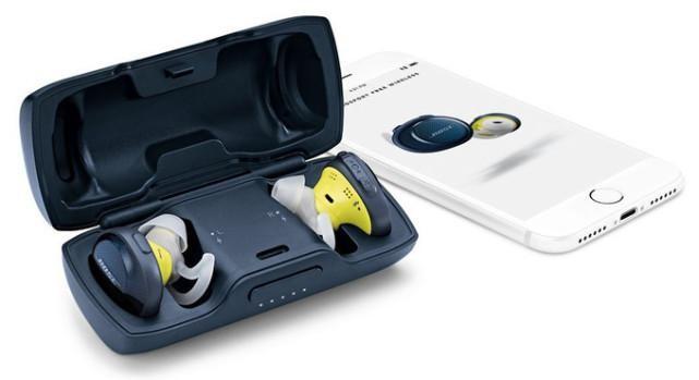 苹果AirPods的新对手!Bose发布超小无线耳机