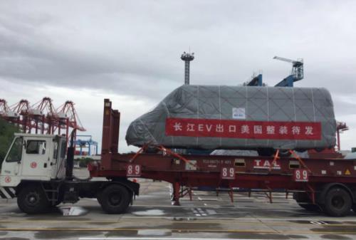 """新能源汽车看中国:商用车频频""""出海""""开辟市场"""