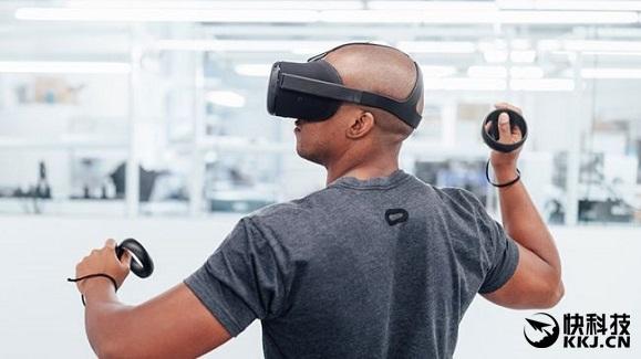 先进型Oculus独立式头戴VR明年公布