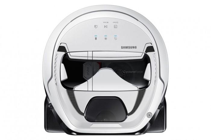 三星推出两款星球大战主题机器人吸尘器