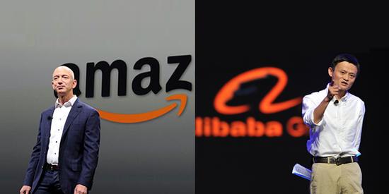 美媒:阿里巴巴每年投入研发的钱不到亚马逊1/3