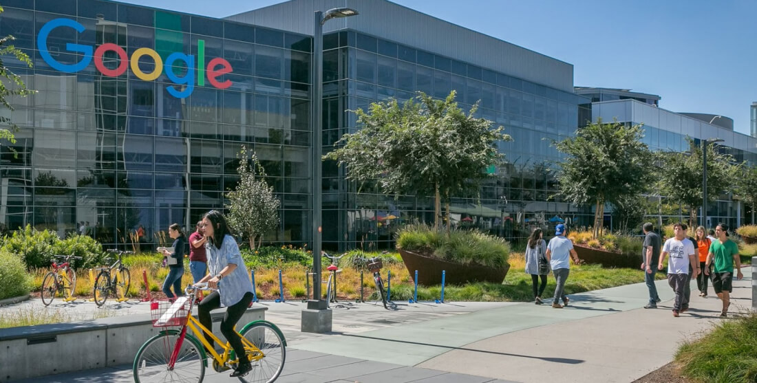 谷歌拟于年底实现数据和运营中心100%可再生能源