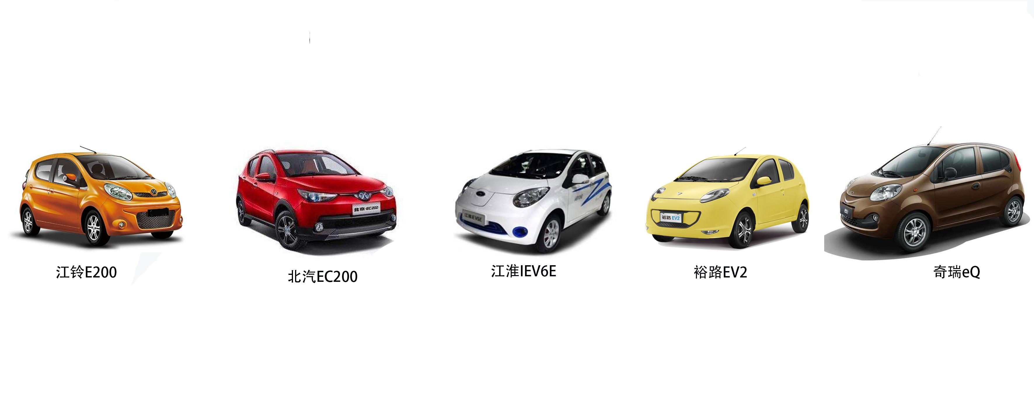 """新能源时代来临 谁能代表""""国民级""""电动车?"""