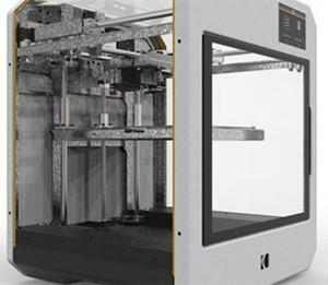 影像巨头柯达进军消费级3D打印市场