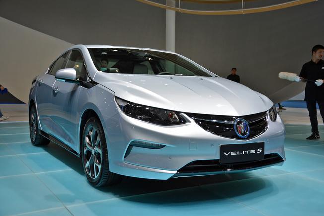 别克品牌为通用电动化战略关键 将主打中国市场