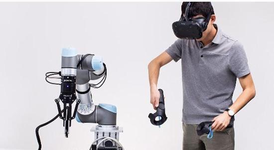 Embodied Intelligence完成700万美元融资:将用VR训练机器人